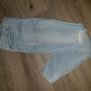 Forever 21 Distressed  Ripped  Jeans size 31 (12)